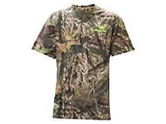 Staghorn Mens All Over Camo SS Tee Shirt