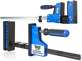 Yost Parallel Clamps (2-Pack)