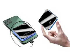 Zunammy Mini Power Bank Portable Charger