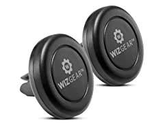 WizGear 2pk Air Vent Phone Mount