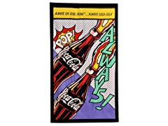 Coke® Pop Art 40x70 Beach Towel