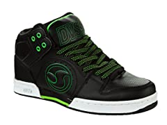 DVS Aces High - Black (7 or 7.5)