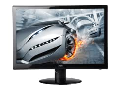 """27"""" 1080p LED Monitor with Speakers"""