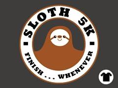 Sloth 5k