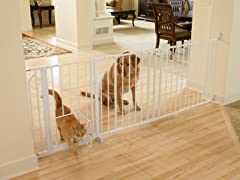 Extra Wide Maxi Pet Gate