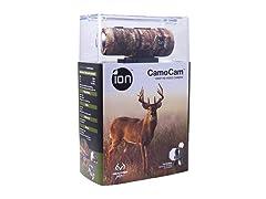 Ion CamoCam 1080p HD Video Camera