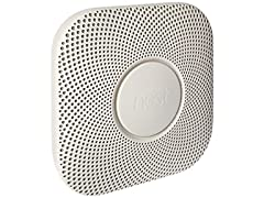 Nest Smoke/Carbon Monoxide Alarm, White