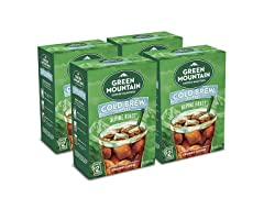 Green Mountain Cold Brew Coffee, 4pk