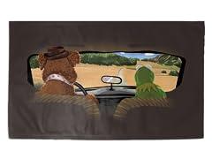 Classic Road Trip Adventure 3' x 2' Rug
