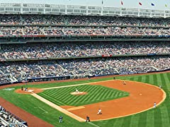 Yankee Stadium, Terrace Level View