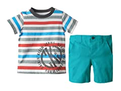 2-Pc Short Set (2T-4T)