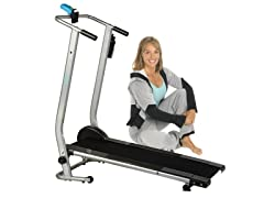 Pure Fitness Cory Everson Incline Treadmill