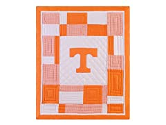 Tennessee Quilted Throw B