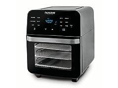 Nuwave Programmable Digital Air Fryer, Black, 14 QT