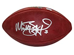Matt Stafford Signed Duke Football