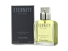 Calvin Klein Eternity for Men 3.4 oz. EDT Spray