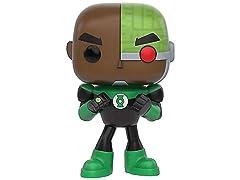 Funko POP Television Teen Titans GO Cyborg
