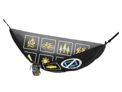 """Natural Icons"" Camping Hammock"