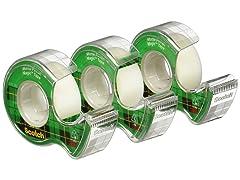 Scotch Magic Tape-3 Pack