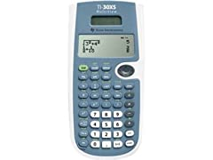 Texas Instruments-30XS Calculator