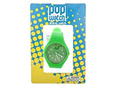 Green Youth Pop Watch