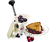 Norpro Deluxe Cherry Pitter with Clamp
