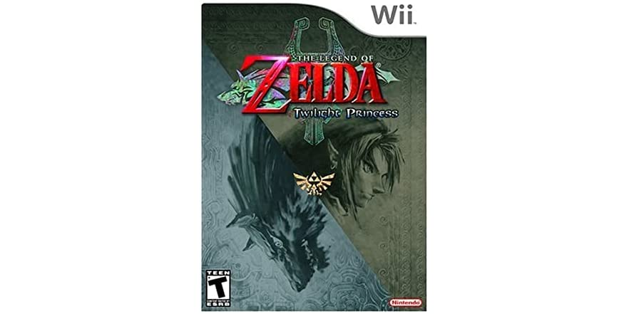 Nintendo The Legend of Zelda: Twilight Princess   WOOT