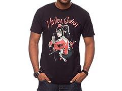 Harley Quinn Gun T-Shirt