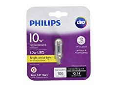 Philips 458497 10W Equivalent LED 12V Bulb