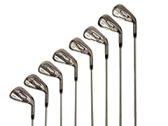 Adams Idea Black CB3 Irons 4-PW, GW (RH)