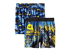 Batman Boxers 2-Pack (4-6)