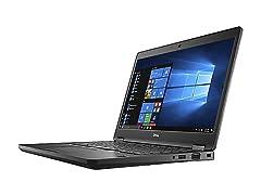 "Dell Latitude 5480 14"" HD Business Notebook - Black"