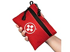 Swiss Safe First Aid Kit Pouch (64-Pc)