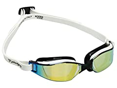 Aqua Sphere XCEED Goggles White/Gold