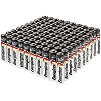 Deals on Energizer MAX Alkaline Batteries 100 AA Pack