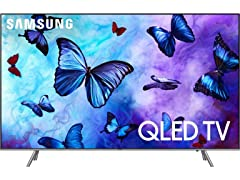 "Samsung 75"" Q6FN QLED Smart 4K UHD TV"
