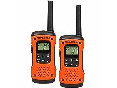 Motorola T503 H2O Waterproof 2-Way Radios - 2 Pack
