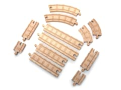 Straight & Curved Expansion Track Set