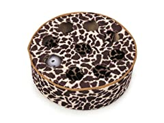 Savvy Tabby® Wild time Disc Teasers Cat Toy - Brown