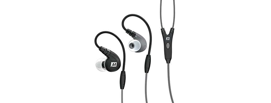MEE audio M7P Sports In-Ear Headphones: 4 Colors
