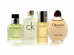 Calvin Klein Variety Men's 4-Piece Set