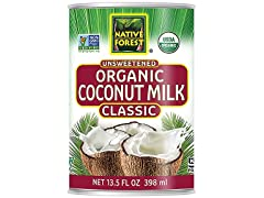 Native Forest Organic Coconut Milk, 12pk