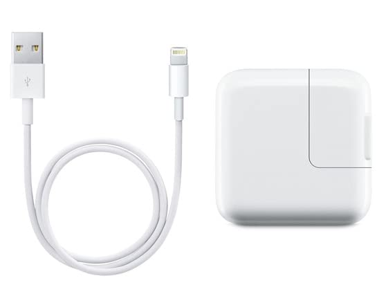 Apple 10W USB Power Adapter & USB Bundle