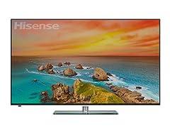 "Hisense 65"" 4K Ultra HD LED Smart"
