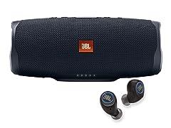 JBL Charge 4 + JBL Free X Earbuds Bundle