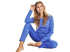 Angelina Women Fleece Lined Thermal Set