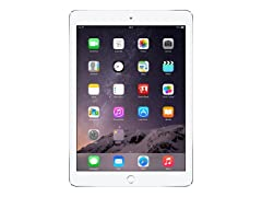 iPad Air 2 9.7-Inch, 16GB, Silver, Bundle