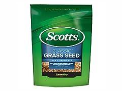 Classic Sun/Shade Mix Grass Seed, 7lb