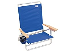 RIO Classic 5 Position Folding Chair