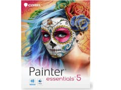 Corel Painter Essentials 5 Software